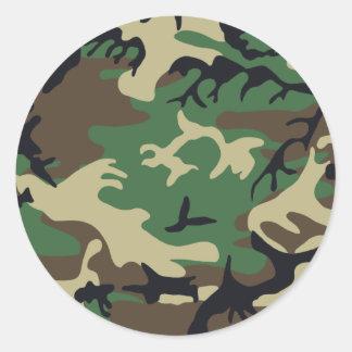 De militaire Sticker van de Camouflage