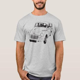De Minder belangrijke (Bosrijke) Reiziger van T Shirt