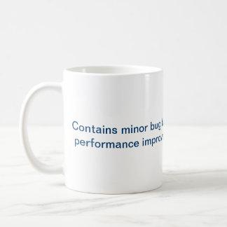 De minder belangrijke Moeilijke situaties van het Koffiemok