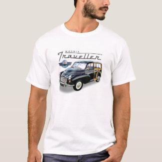 De Minder belangrijke Reiziger van Morris T Shirt