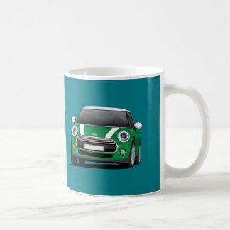 De mini Kuiper van het Broedsel (F56) 2 groene Koffiemok