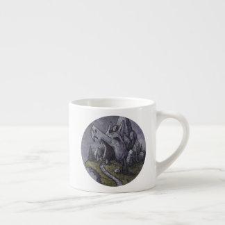 De MiniMok van het Hol van de weerwolf van Espresso Kop