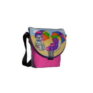 De MiniZak van de Boodschapper Dino-Buddies™ - de Messenger Bags