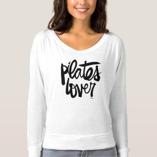 De minnaar lang sleeved overhemd van Pilates Longsleeve