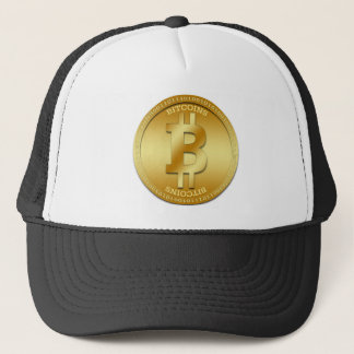 De Minnaar van Bitcoin Trucker Pet