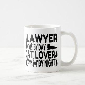 De Minnaar van de Kat van de advocaat Koffiemok