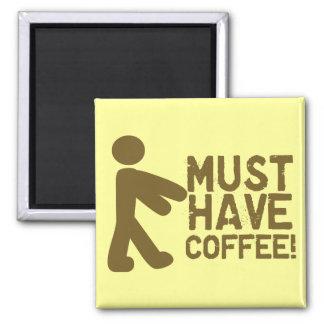 De Minnaar van de koffie Magneet