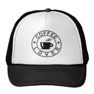 De Minnaar van de koffie Mesh Pet