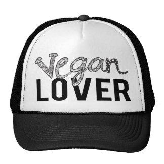 De Minnaar van de veganist Trucker Cap