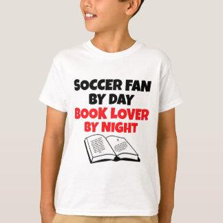 De Minnaar van het Boek van de Ventilator van het T Shirt