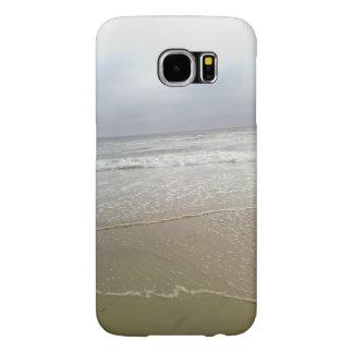 De Minnaar van het strand Samsung Galaxy S6 Hoesje