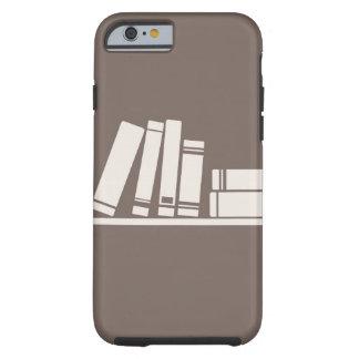 De minnaars van boeken! tough iPhone 6 hoesje