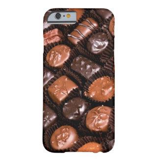 De Minnaars van de chocolade verrukken Zoete Doos Barely There iPhone 6 Hoesje