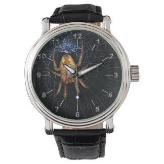 De minnaars van de spin horloges