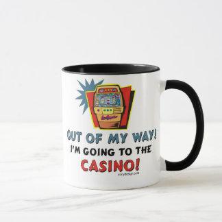 De Minnaars van het casino Mok