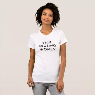De Misbruikende Vrouwen van het einde T Shirt