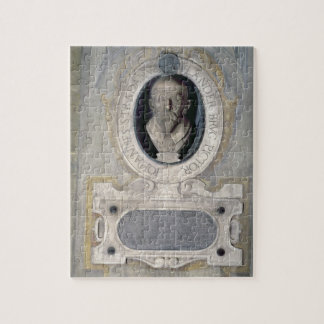 De mislukking van het portret van Joannes Stradanu Puzzel