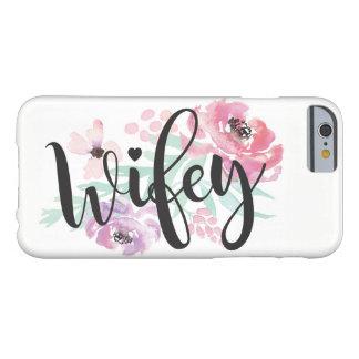 De Misser van het Hoesje van iPhone van Wifey aan