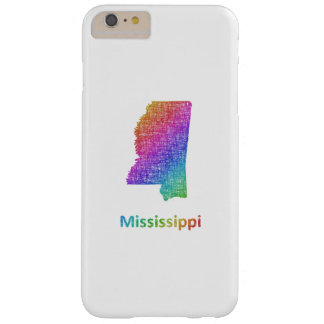 De Mississippi Barely There iPhone 6 Plus Hoesje