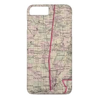 De Mississippi en Alabama iPhone 7 Plus Hoesje