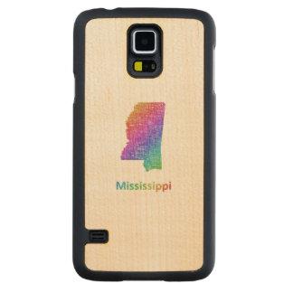 De Mississippi Esdoorn Galaxy S5 Slim Hoesje