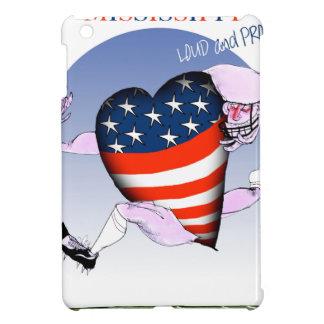 de Mississippi luide en trotse, tony fernandes Hoesjes Voor iPad Mini