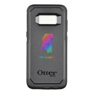 De Mississippi OtterBox Commuter Samsung Galaxy S8 Hoesje