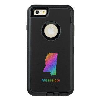 De Mississippi OtterBox Defender iPhone Hoesje