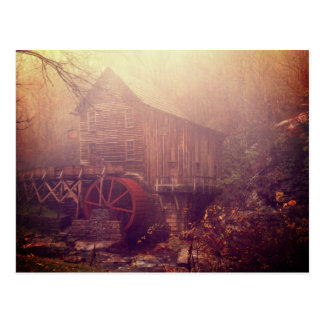 De Mist van de ochtend Briefkaart