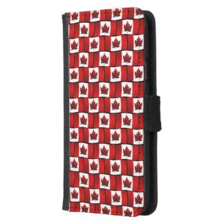 De Mobiele Hoesjes van de Vlag van Canada van de