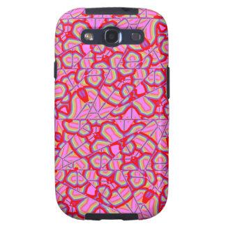 De mobiele telefoon personaliseerde dekking galaxy s3 cover