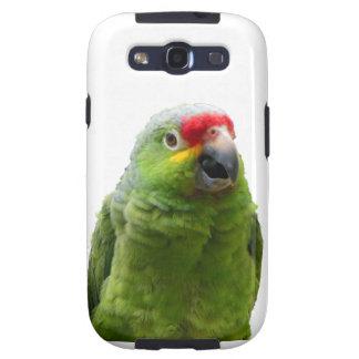 De Mobiele Telefoon van de papegaai