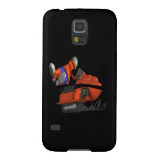 De Mobiele Vaardigheden van de sneeuw Galaxy S5 Covers