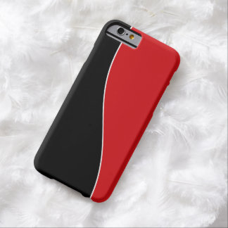 De moderne Beroeps van Krommen Barely There iPhone 6 Hoesje