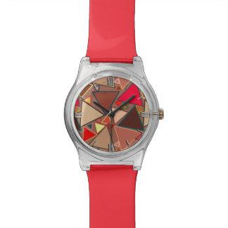 De Moderne Driehoeken van het midden van de eeuw, Horloge