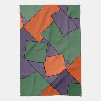 De moderne Handdoek van de Keuken van het Geometri