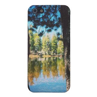 De moderne Liefde van de Natuur iPhone 5 Hoesje