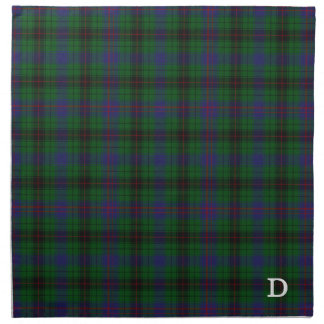 De modieuze Plaid van het Geruite Schotse wollen Servet