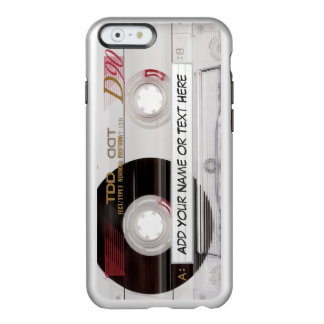 De modieuze Vintage Duidelijke Band van de Incipio Feather® Shine iPhone 6 Hoesje