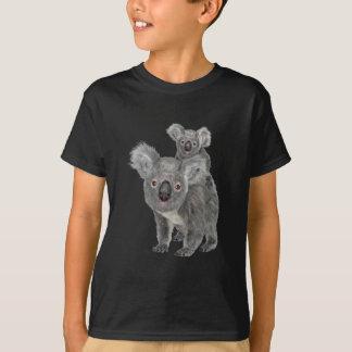 De Moeder en het Kind van de koala T Shirt