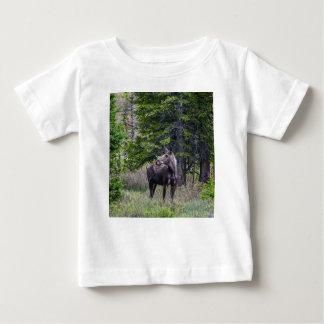 De Moeder van Amerikaanse elanden Baby T Shirts