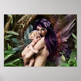De Moeder van de fee Poster