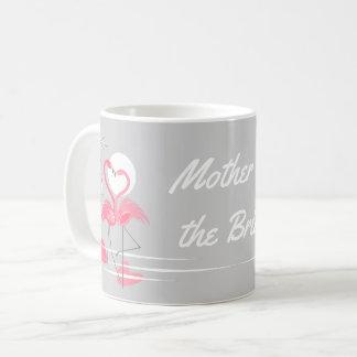 De Moeder van de Liefde van de flamingo van de mok