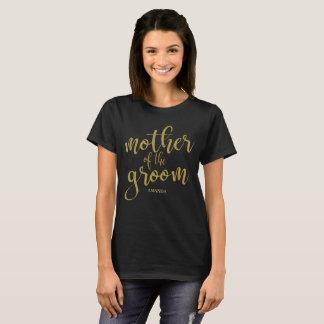 De moeder van het Goud van de Bruidegom schittert T Shirt