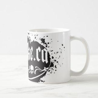 De Moeilijke situatie van de cafeïne Koffiemok