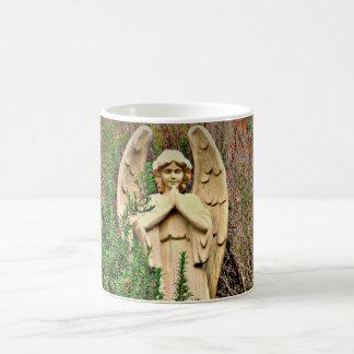 De Mok/de Kop van de Koffie van de Engel van