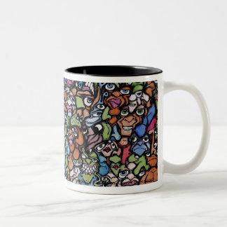 """De Mok het """"Blauwe Paradijs van de koffie van"""