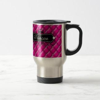 De Mok Roze Diamon van de Reis van de Koffie van