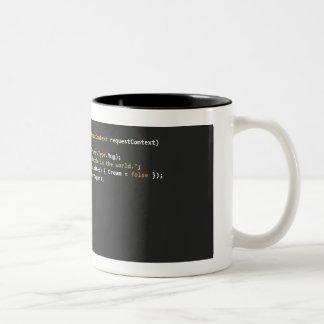 De Mok v1.4.1 van de programmeur