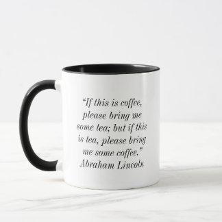 De Mok van Abraham Lincoln